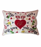 British Decorative Throw Pillows