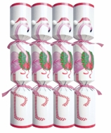 Christmas Crackers Flamingo
