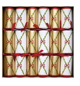 Christmas Crackers Garland Trellis