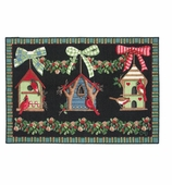 Claire Murray Kitchen Rugs Birdhouse