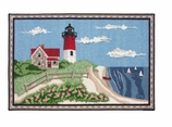 Claire Murray Kitchen Rugs Lighthouse