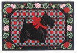 Claire Murray Kitchen Rugs Scotty