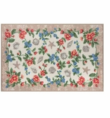 Claire Murray Kitchen Rugs Shell