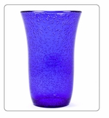 Clear Plastic Cups Blue