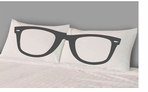 Decorative Pillow Cases Glasses