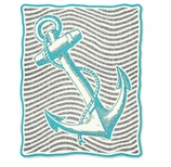 Decorative Throws  Anchor
