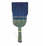 Dust Broom Blue