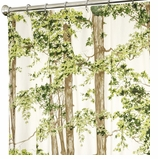 Extra Long Shower Curtains Trees