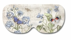 Eyeglass Holder Blue Butterfly