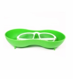 Eyeglass Holder Green