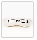 Eyeglass Holder White