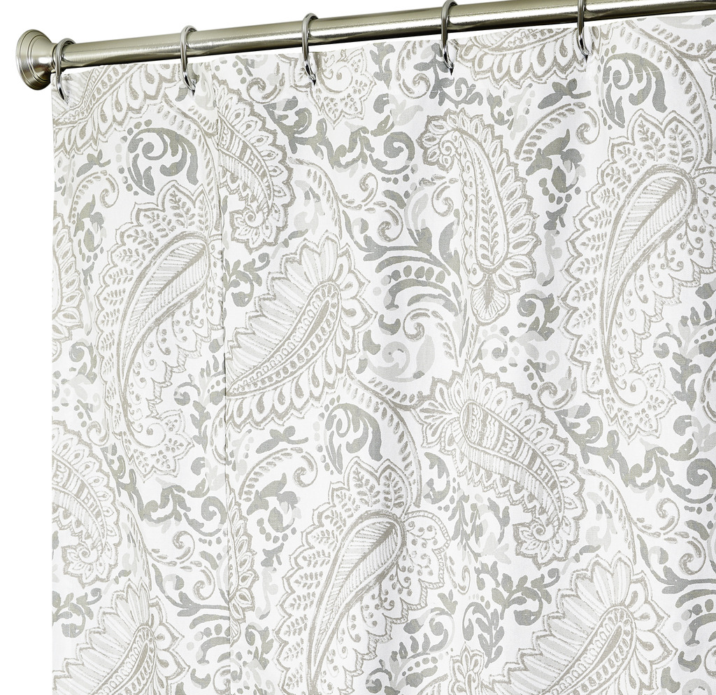 Wine Colored Shower Curtains.Madison Park Belle Embroidered Shower Curtain By Madison