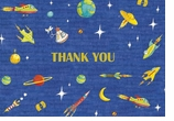 Fine Stationery Note Cards Space