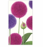 Hand Towels Alliums Ivory Pk 15