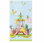 Hand Towels Blue Garden Follies