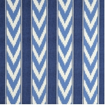 Ikat Blue Stripe
