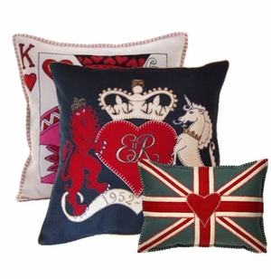 Jan Constantine Decorative Pillows