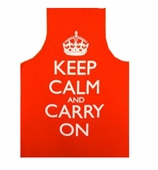 Keep Calm Apron