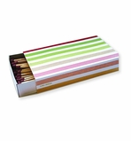 Long Matches Set of 3 - Stripe
