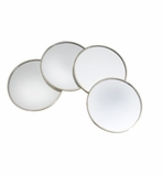 Mirrored Coasters set 4