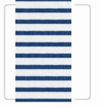 Nautical Party Decorations Bretagne Blue Guest Towels