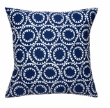 Nautical Pillows Cover Ships Bell