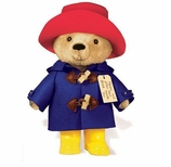 Paddington Bear 10in