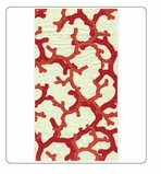 Paper Hand Towels Coral