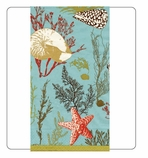 Paper Hand Towels Coral Marine