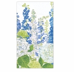 Paper Hand Towels Delphiniums