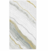 Paper Hand Towels Marble Gray