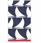 Paper Hand Towels Nautical Boat