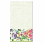 Paper Hand Towels Spring Garland