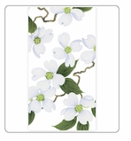 Paper Hand Towels White Blossom 15 Pc