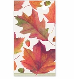 Paper Hand Towels Winter Leaves