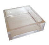 Paper Napkin Holders Lucite