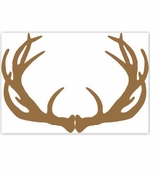 Paper Placemats Antler 50