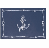 Paper Placemats Nautical