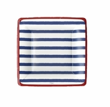 Paper Plates Lunch Stripe