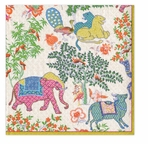 Pierre Frey Cocktail Napkins Jardin