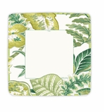 Beach Party Decorations Green Dinner Paper Plates 18 Count