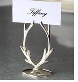 Place Card Holder Antlers