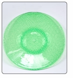 Plastic Dinner Plate - Green