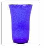 Plastic Tea Glass - Blue