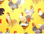 Rooster Fabrics