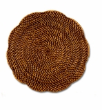 Round Placemats Rattan