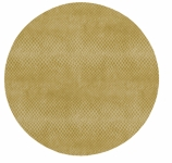 Round Placemats Snakeskin Camel