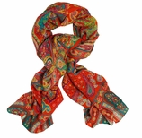 Scarves for Women Courtly Opulence