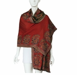 Scarves for Women Red
