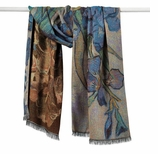 Scarves for Women Van Gogh Irises